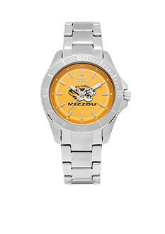 Jack Mason Women's Missouri Sport Bracelet Team Color Dial Watch