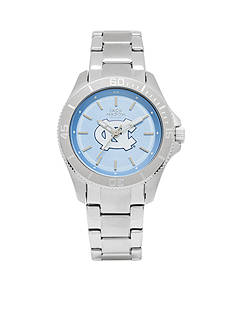 Jack Mason Women's North Carolina Sport Bracelet Team Color Dial Watch