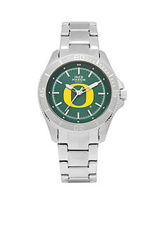 Jack Mason Women's Oregon Sport Bracelet Team Color Dial Watch