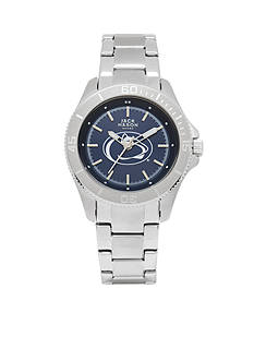 Jack Mason Women's Penn State Sport Bracelet Team Color Dial Watch