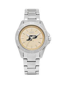Jack Mason Women's Purdue Sport Bracelet Team Color Dial Watch
