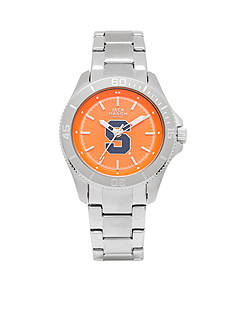 Jack Mason Women's Syracuse Sport Bracelet Team Color Dial Watch
