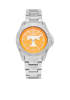 Jack Mason Women's Tennessee Sport Bracelet Team Color Dial Watch