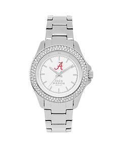 Jack Mason Women's Alabama Glitz Sport Bracelet Watch