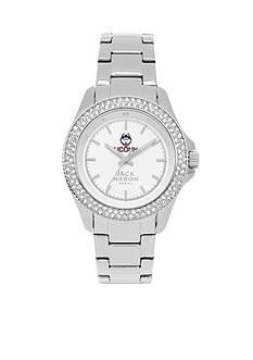 Jack Mason Women's Connecticut Glitz Sport Bracelet Watch