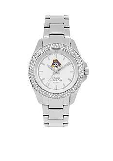 Jack Mason Women's East Carolina Glitz Sport Bracelet Watch