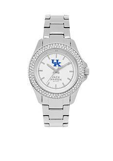 Jack Mason Women's Kentucky Glitz Sport Bracelet Watch