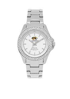 Jack Mason Women's Missouri Glitz Sport Bracelet Watch