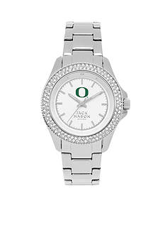 Jack Mason Women's Oregon Glitz Sport Bracelet Watch