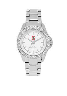 Jack Mason Women's Stanford Glitz Sport Bracelet Watch