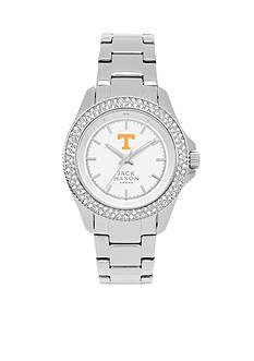 Jack Mason Women's Tennessee Glitz Sport Bracelet Watch