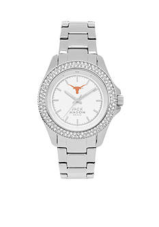 Jack Mason Women's Texas Glitz Sport Bracelet Watch