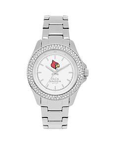 Jack Mason Women's Louisville Glitz Sport Bracelet Watch