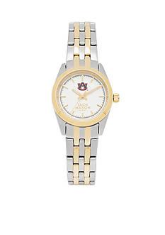 Jack Mason Women's Auburn Two Tone Dress Bracelet Watch