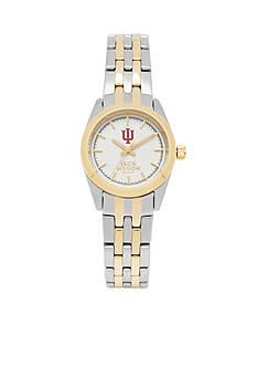 Jack Mason Women's Indiana Two Tone Dress Bracelet Watch