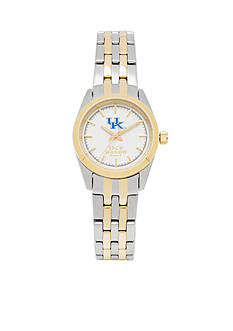 Jack Mason Women's Kentucky Two Tone Dress Bracelet Watch
