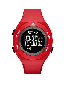 adidas Performance Sprung Red Digital Watch