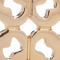 Dangle Earrings: Gold Chaps Park Slope Linear Drop Earrings