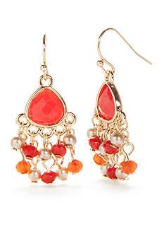 Chaps Grace Bay Chandelier Earrings