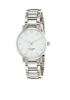 kate spade new york Stainless Steel Gramercy Watch