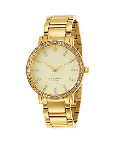 kate spade new york Gramercy Pave Grand Watch