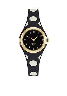 kate spade new york Black Rumsey Watch
