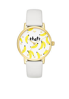 Kate Spade Women's Metro Bananas Watch