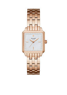 Women's Washington Rose Gold-Tone Bracelet Watch