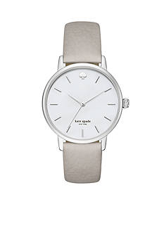 kate spade new york Women's Metro Gray Watch