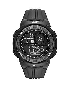 Skechers Men's Voorhees Digital Chronograph Strap Watch