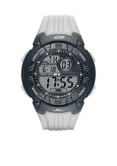Skechers Men's Voorhees Digital Chronograph Gray Watch