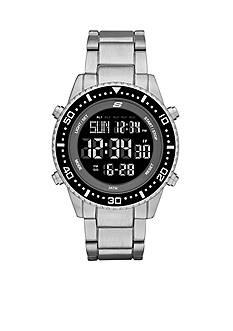 Skechers Men's Matthews Stainless Steel Digital Watch