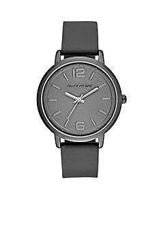 Skechers Women's Ardmore Black Silicone Watch