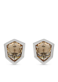 Cole Haan Stone Stud Earrings