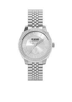 VERSUS VERSACE Women's Stainless Steel Crystal Watch