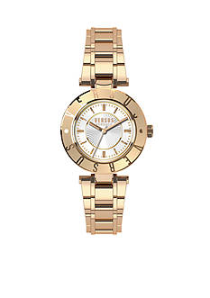 VERSUS VERSACE Women's Gold-Tone Watch