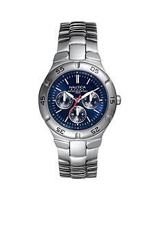 Nautica Metal Basic Multi Function Watch