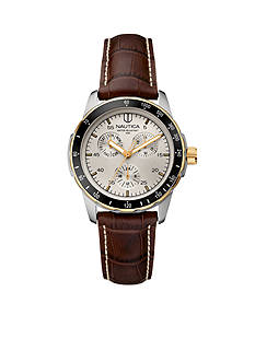 Nautica Multi Function Windseeker Watch