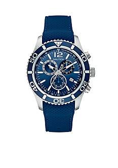 Nautica Men's Navy NST 09 Chronograph Watch