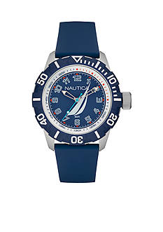 Nautica Men's Blue NSR 100 J-Class Watch