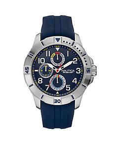 Nautica Men's NSR 300 Multifuction Watch