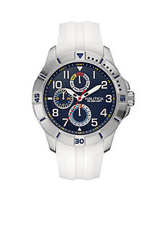 Nautica Men's Navy NSR 300 Watch