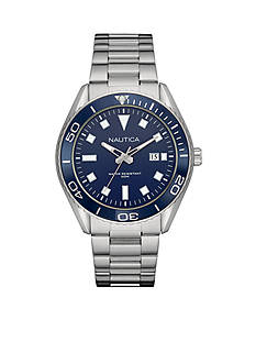 Nautica Men's Navy NAC 103 Watch