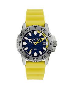 Nautica Men's Blue Dial Watch