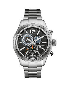 Nautica Men's NST 30 Nautilus Chronograph Watch