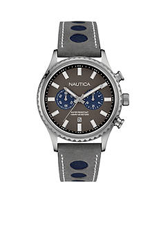 Nautica Men's NMS 02 Grey Watch
