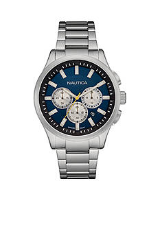 Nautica Men's NCT 17 Classic Chronograph Watch