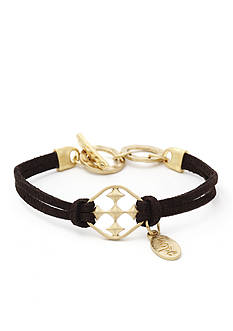 Gracewear Hope Suede Leather Bracelet