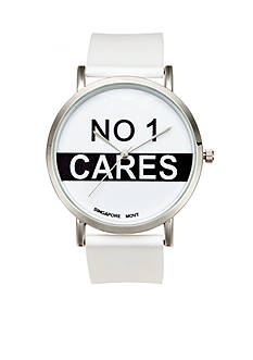 A Classic Time Watch Co. Women's NO 1 CARES Watch