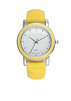 A Classic Time Watch Co. Women's Silicone Watch